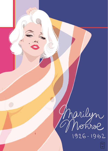 Marilyn-diglee-cartes
