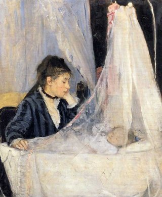 Le-berceau-Berthe-Morisot