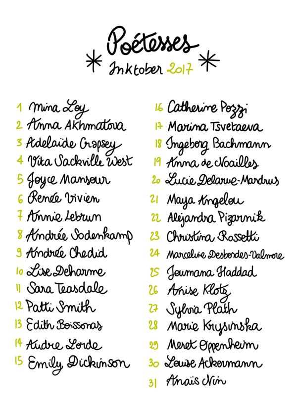 liste poetesses1