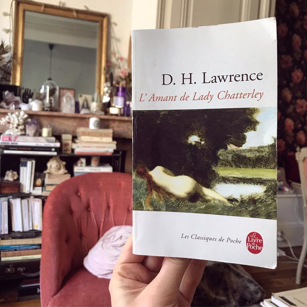 dh lawrence diglee
